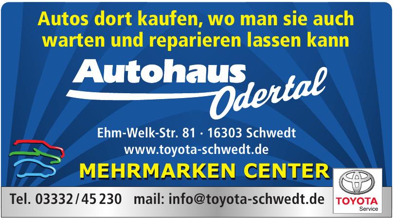 Autohaus Odertal
