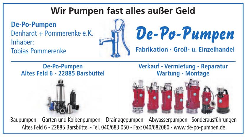 De-Po-Pumpen Denhardt + Pommerenke oHG