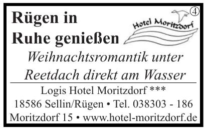 Hotel Moritzdorf GmbH