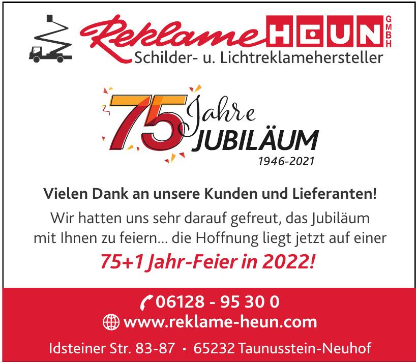 Reklame Heun GmbH