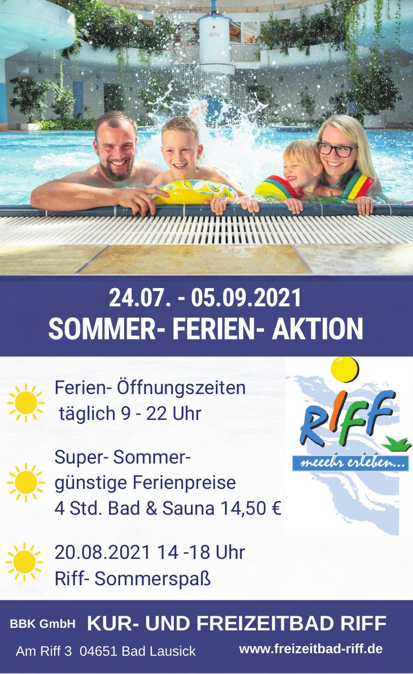 Riff Kur- und Freizeitbad Bad Lausick
