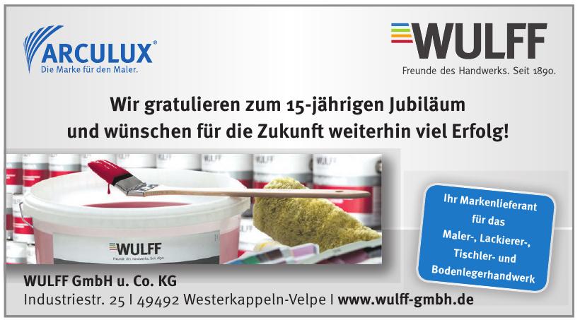 Wulff GmbH u. Co. KG