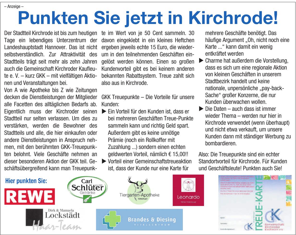 Stadtteil Kirchrode
