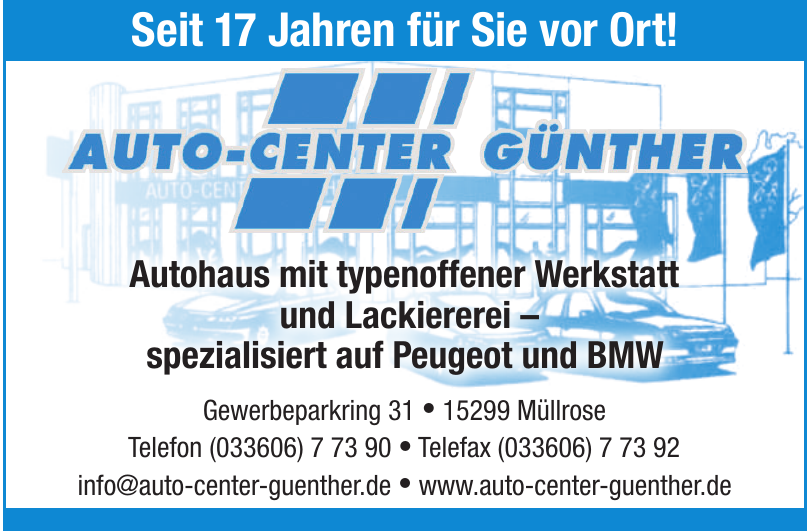 Auto-Center Günther