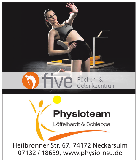Physioteam Löffelhardt & Schleppe