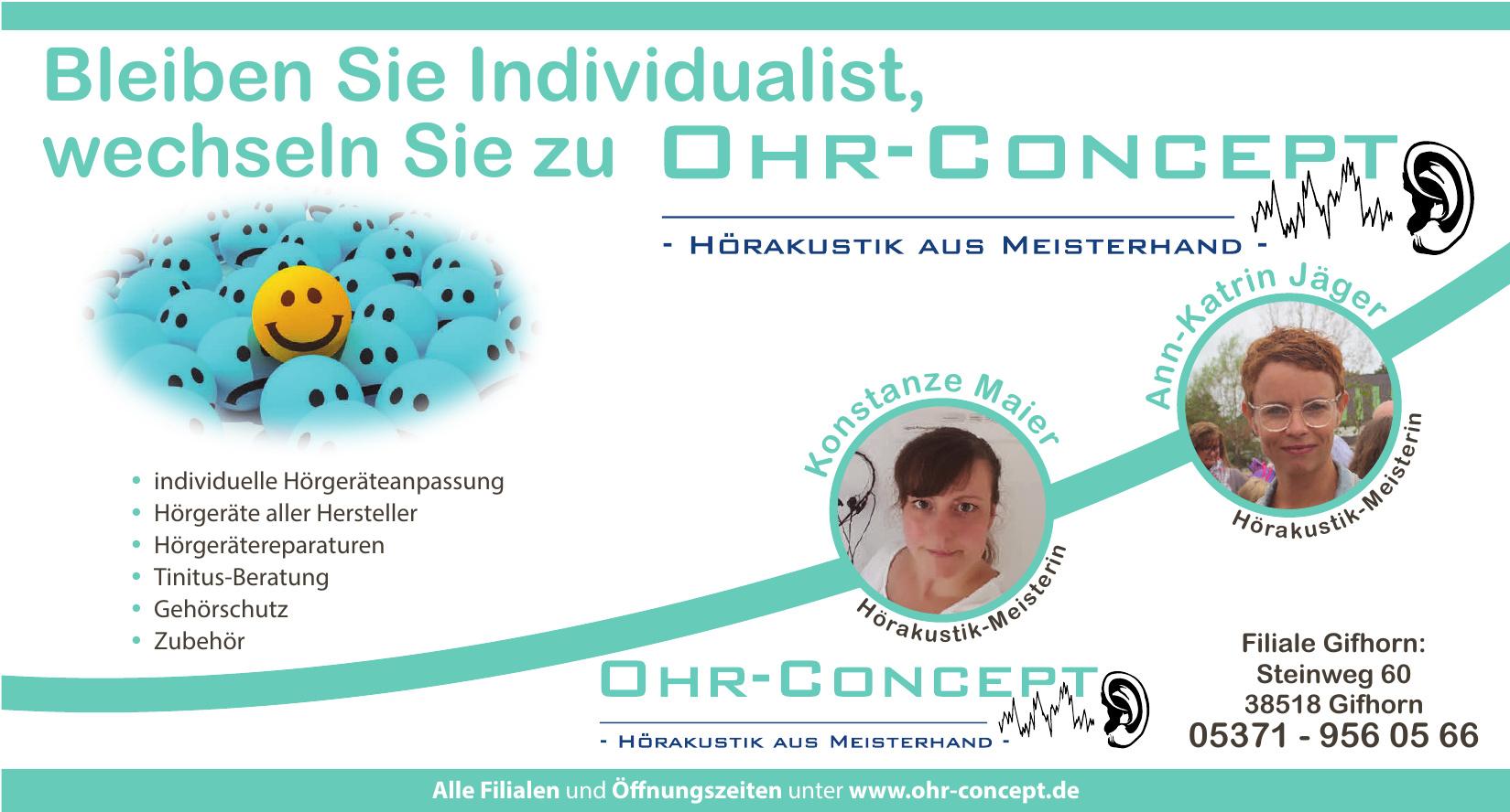 Ohr-Concept