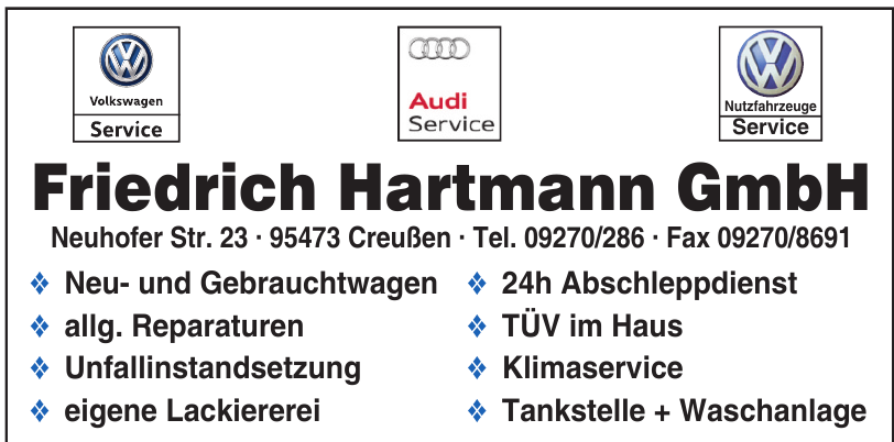 Friedrich Hartmann GmbH