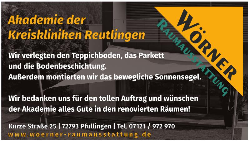 Wörner Raumausstattung GmbH & Co. KG
