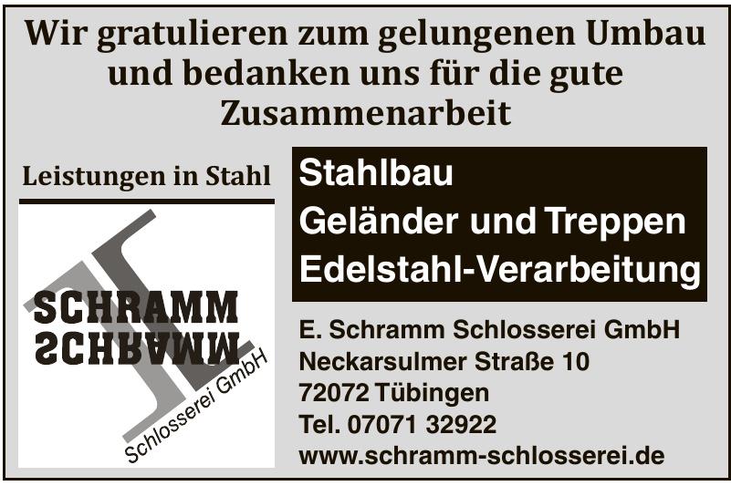 E. Schramm Schlosserei GmbH