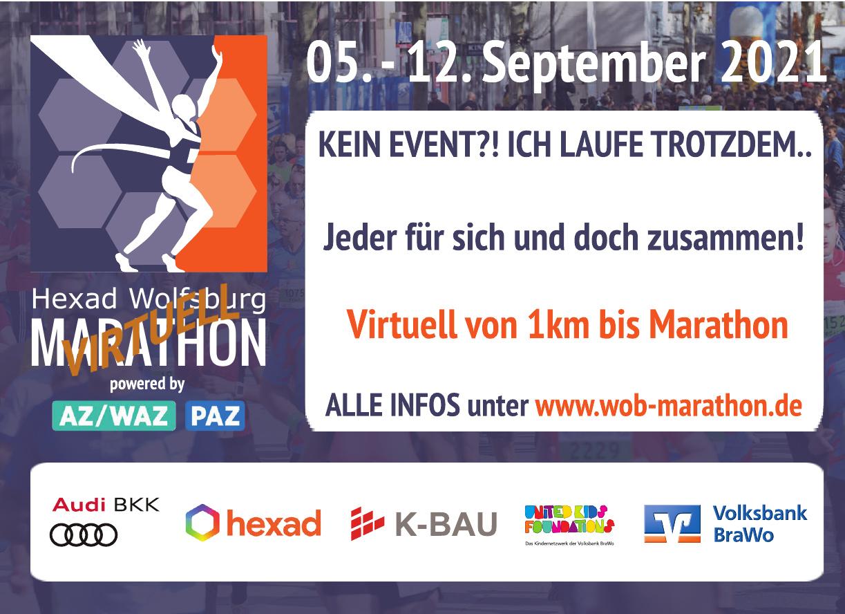 Hexad Wolfsburg Marathon