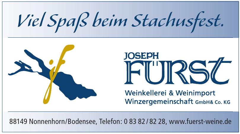Joseph Fürst Winzergemeinschaft GmbH & Co. KG