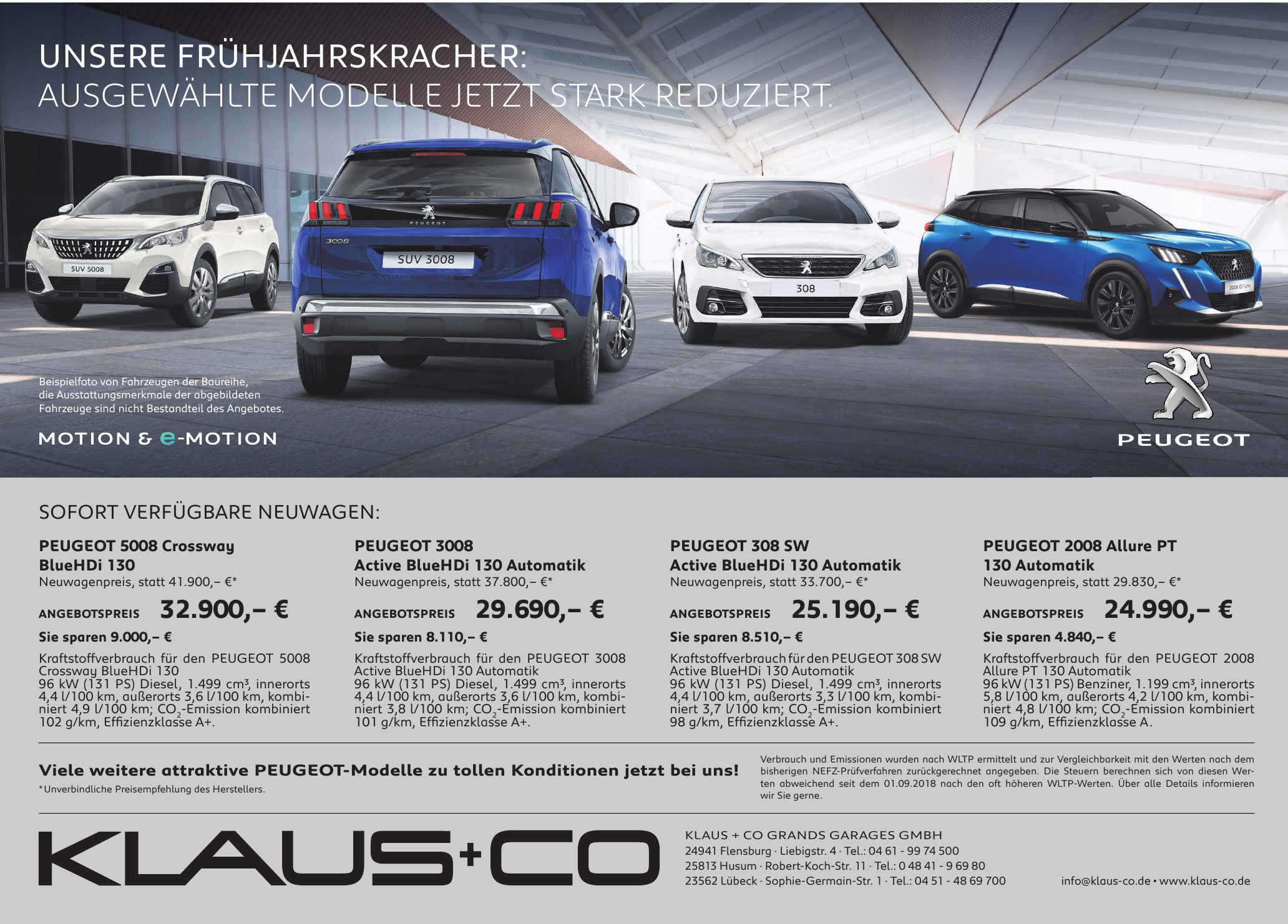 Klaus + Co Grands Garages GmbH