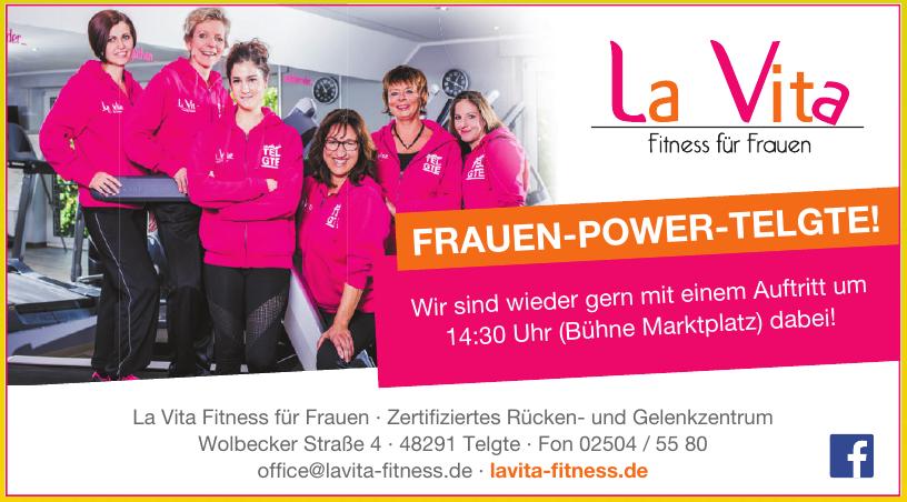 La Vita Fitness für Frauen