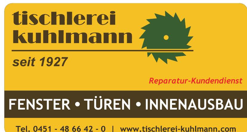 Tischlerei Kuhlmann