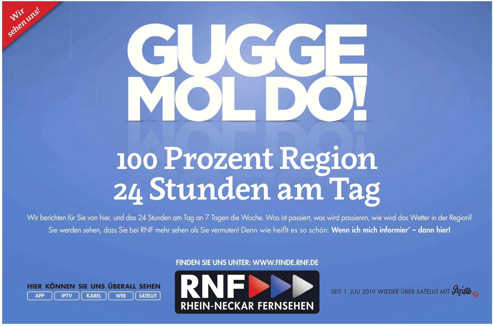 RNF Rhein-Neckar Fernsehen