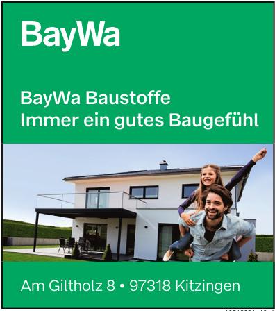BayWa Baustoffe