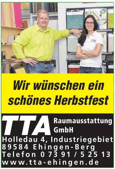 TTA Raumausstattung GmbH