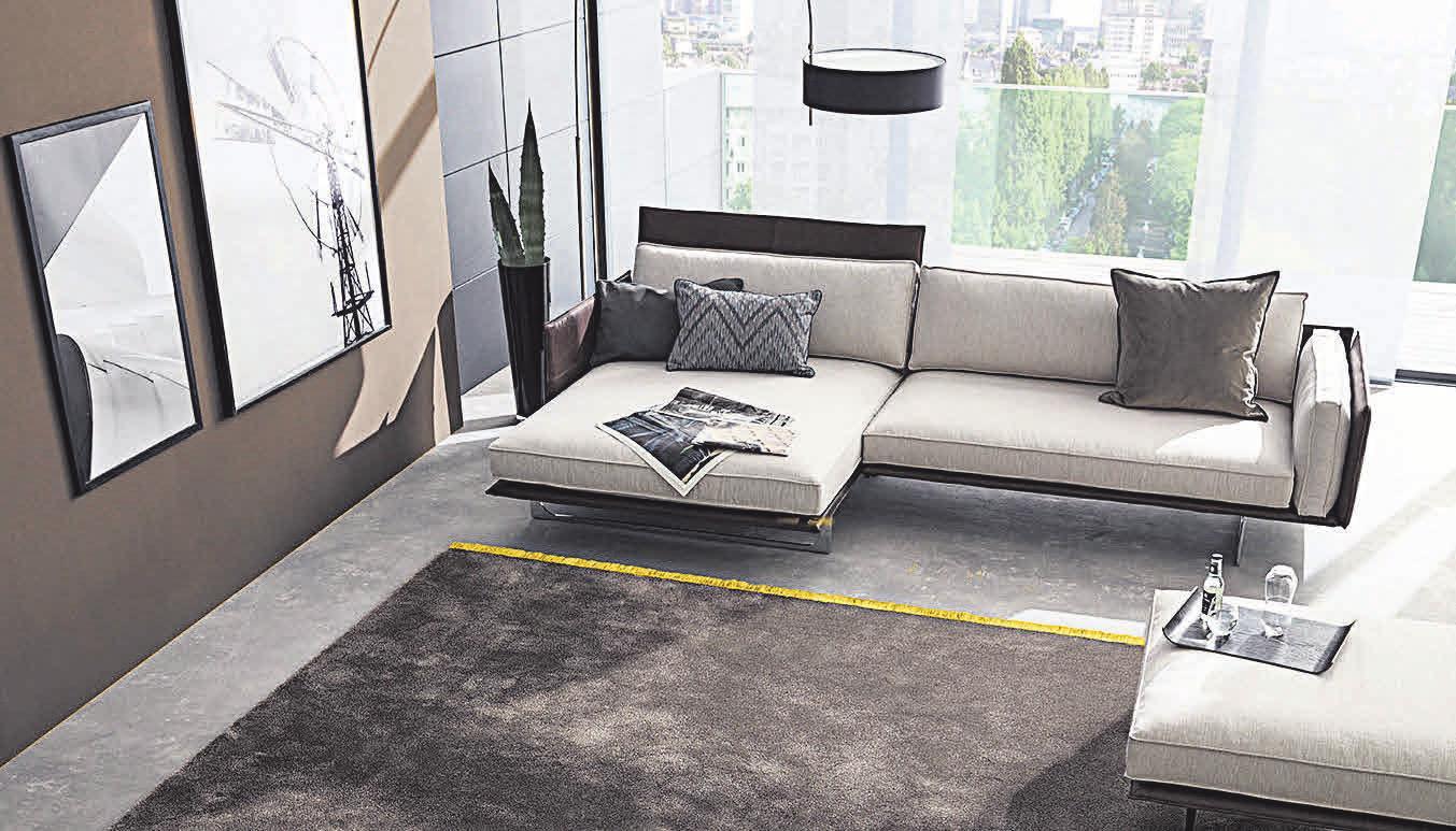 Teppiche von JAB bieten ein wohnliches und behagliches Ambiente.