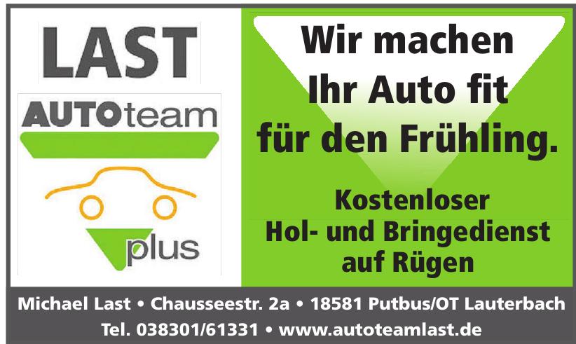 Autoteam Last