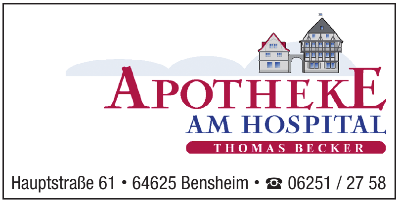Apotheke Am Hospital