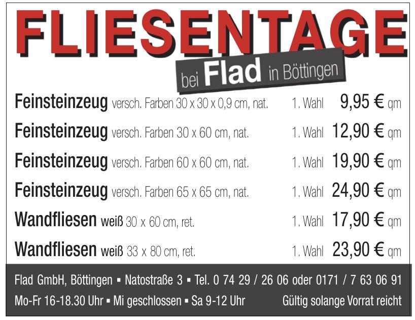FLAD GmbH Böttingen