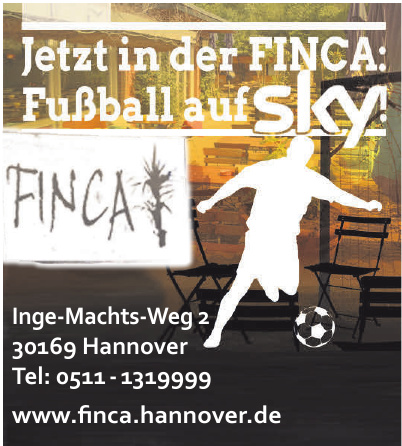 Restaurant FINCA