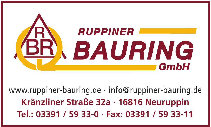 Ruppiner Bauring GmbH