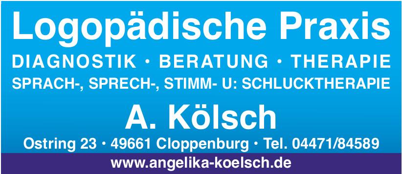 Logopädische Praxis - A. Kölsch