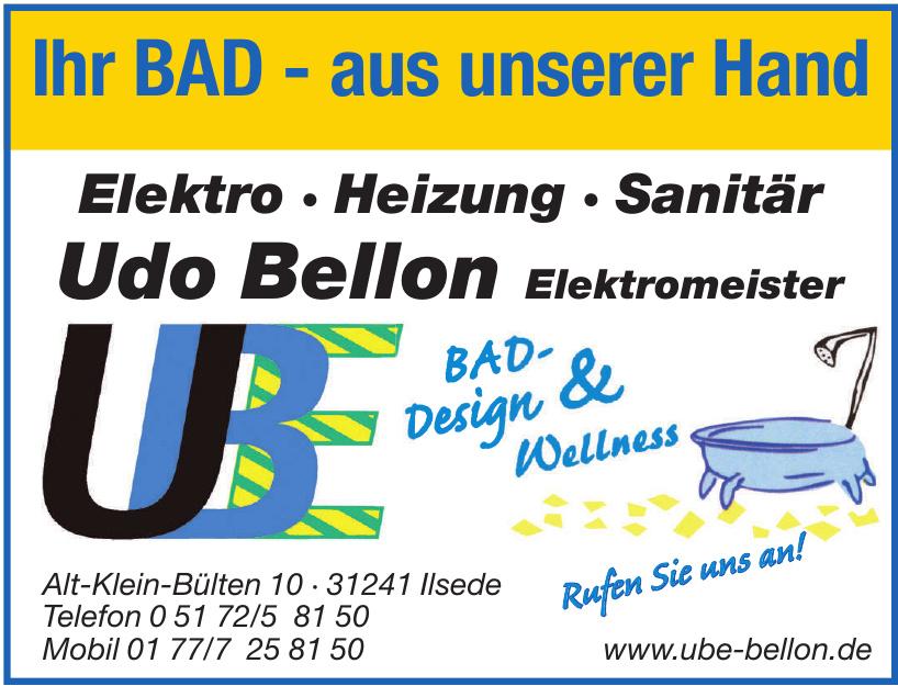 Udo Bellon Elektromeister