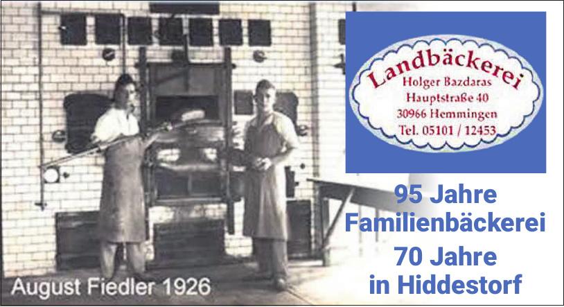 Landbäckerei Holger Bazdaras