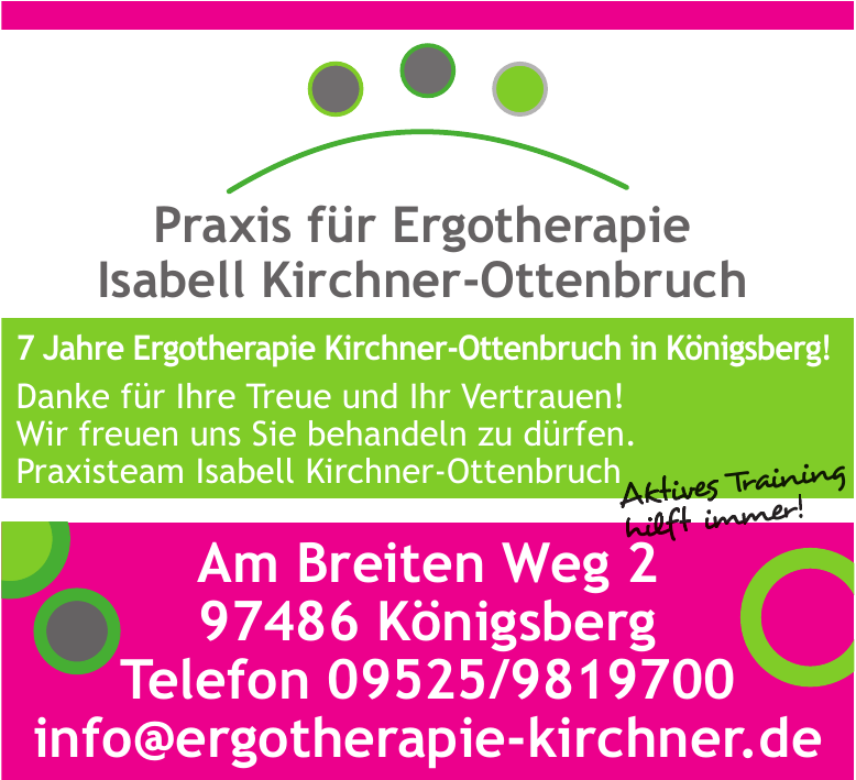 Praxis für Ergotherapie Isabell Kirchner-Ottenbruch