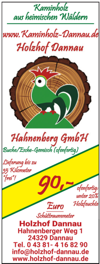 Holzhof Dannau