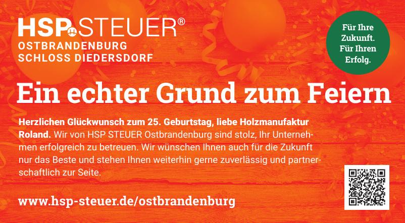 HSP STEUER Ostbrandenburg