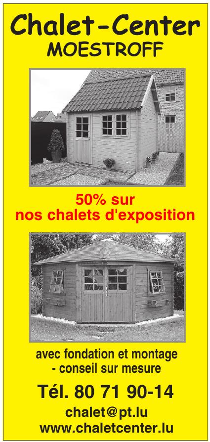 Chalet-Center Moestroff