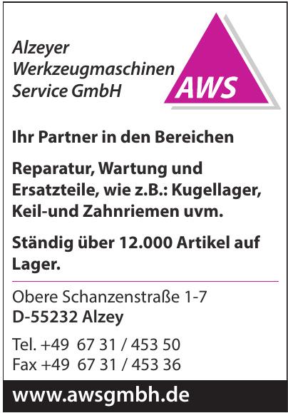 Alzeyer Werkzeugmaschinen Service GmbH