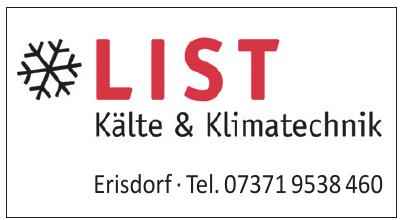 List Kälte & Klimatechnik