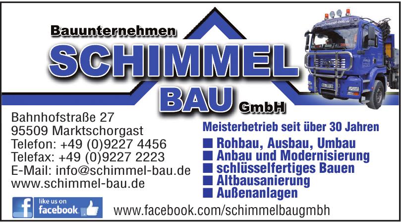 Schimmel Bau GmbH
