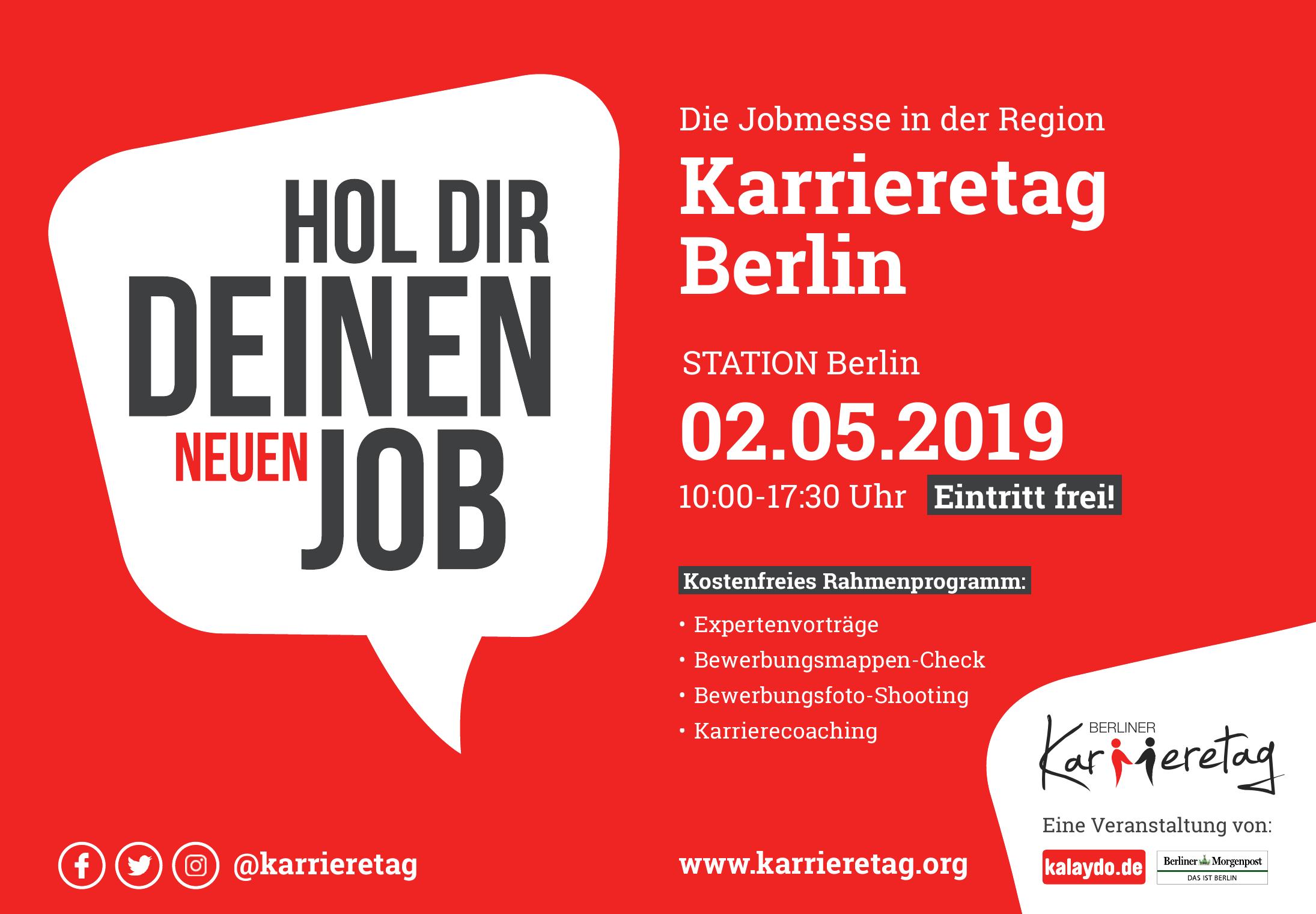 Berliner Karrieretag