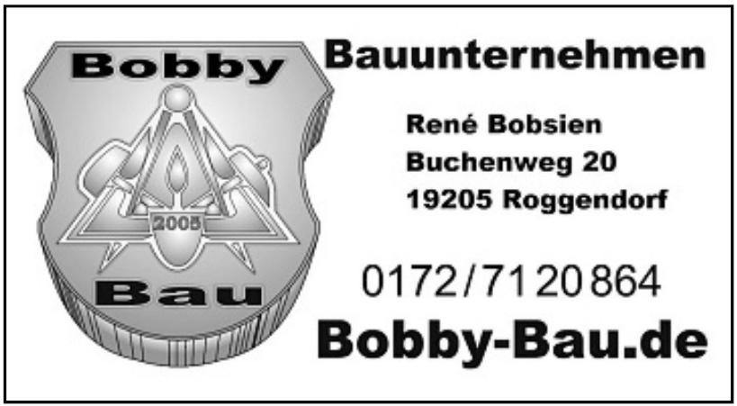 Bauunternehmen Bobby Bau