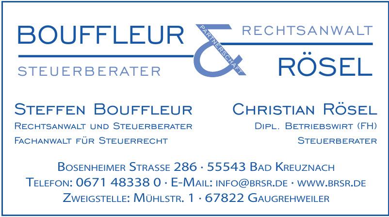 Dipl. -BW (FH) Christian Rösel - Steuerberater