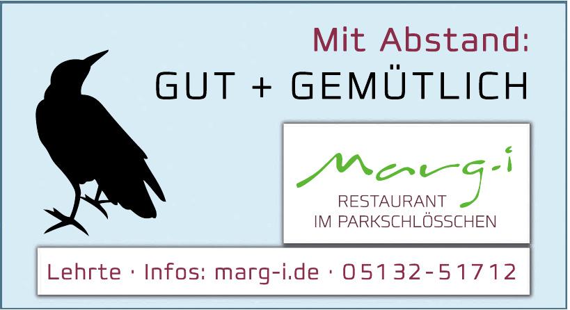 Marg.i Restaurant im Parkschlösschen