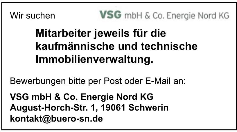 VSG mbH & Co. Energie Nord KG