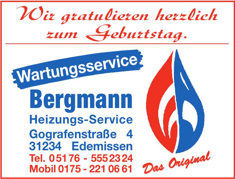 Wartungsservice Bergmann