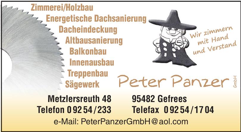 Peter Panzer GmbH