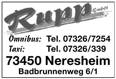 Rupp GmbH