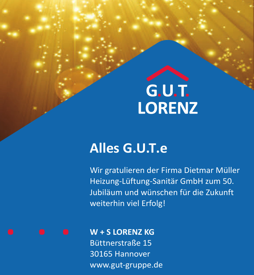 G.U.T. Lorenz - W + S Lorenz KG