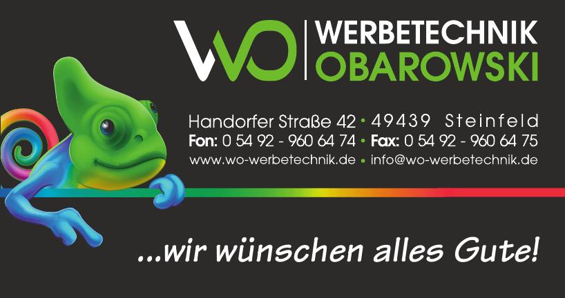 WO Werbetechnik Obarowski