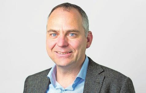 Jörg Lagemann ist Studienleiter Wirtschaftsingenieurwesen FHNW. Bild: zvg