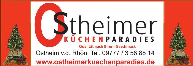 Ostheimer Küchenparadies e.K.