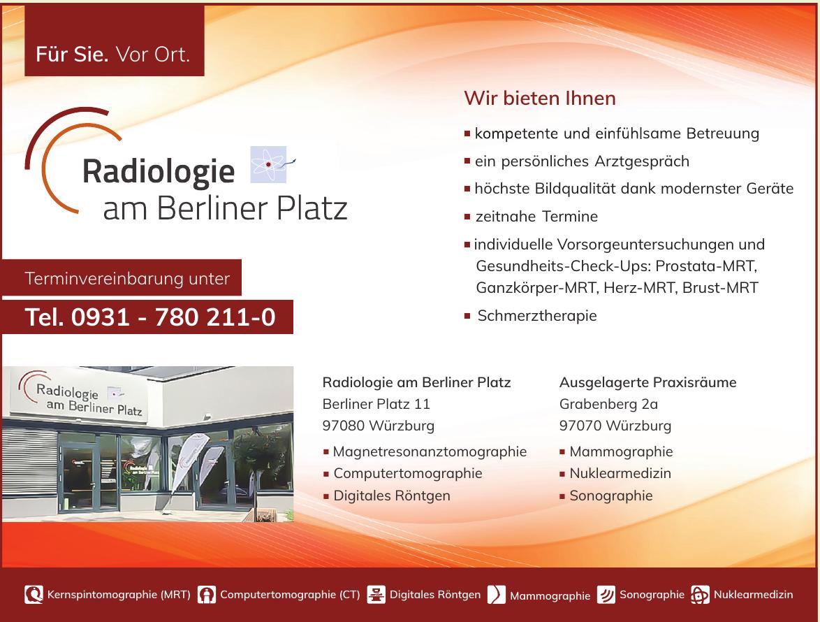 Radiologie am Berliner Platz